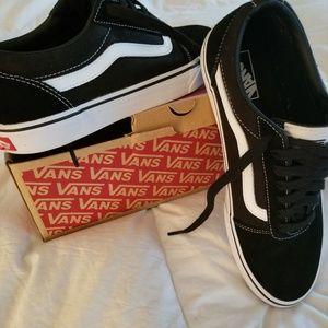 Vans Black sneaker